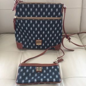 Dooney and Bourke Seattle Mariners Handbag